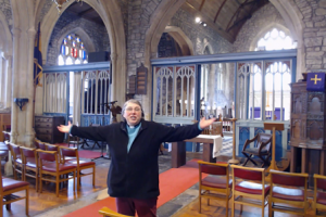 Meet Reverend Chris and the Team